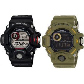 a9b3fa2ebd2 Relogio Casio Rangermam 9400 - Relógios De Pulso no Mercado Livre Brasil