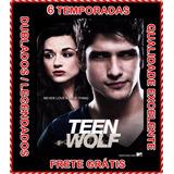Teen Wolf 1ª A 6ª Temporada Completas Frete Grátis Coleção