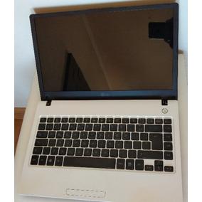Notebook Lg P420 Core I5 - 14 Pol - Reparo Ou Tirar Peças