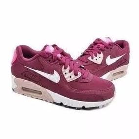 4388a16f43 Tenis Nike Air Max 90 Infantil Meninos - Calçados