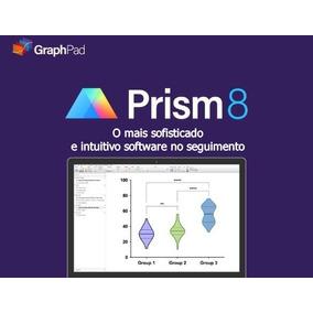 Graphpad Prism 8 - 2019 Windows