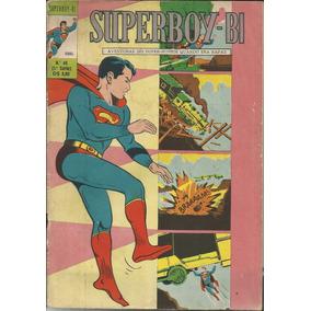 Hq Superboy-bi Nº 48 (1ª Série Ebal) 1975