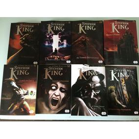 Coleção Torre Negra Stephen King 8 Volumes