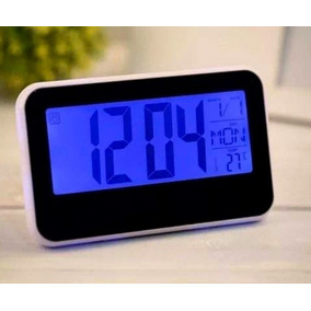 a61f7306585 Relogio Digital De Mesa Led - Relógios no Mercado Livre Brasil