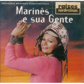 Cd Marinês E Sua Gente - Raízes Sertanejas - Novo Lacrado***