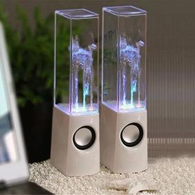 Water Dancing Caixa De Som Computador E Abajur 6 Watts Top