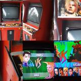 Maquina Arcade Street Figther Plus Ex2 Funcional Pesada O
