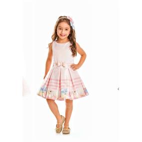 9daa3d354eac55 Vestido Mini Vest Infantil 03 - Roupas de Bebê no Mercado Livre Brasil