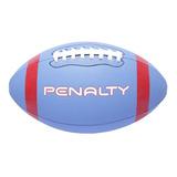 Bola Futebol Americano Penalty Oficial Azul