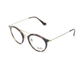 9ef5de7605b68 Armação De Óculos De Grau Ray-ban Feminino - Rb7097 2012