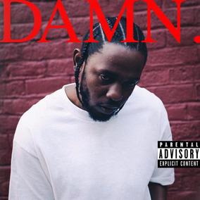 Kendrick Lamar - Damn. - Cd Nuevo, Cerrado