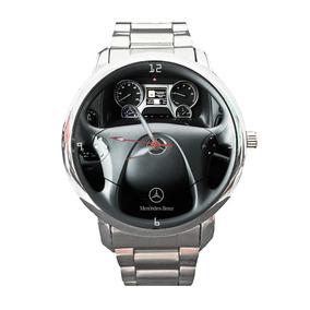 2473ab6b923 Volante Mercedes Sl - Relógios De Pulso no Mercado Livre Brasil