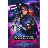 Far Cry 3 Blood Dragon Pc - 100% Original (steam Key)