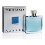 Perfume Importado Hombre Azzaro Chrome 100 Ml Edt