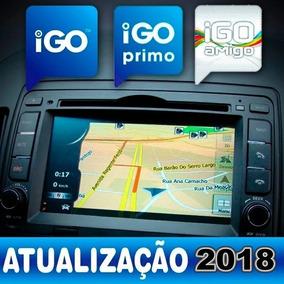 Atualização Gps 2018 Central Multimídia Igo8 Amigo Primo