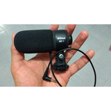 Micrófono Profesional Nikon Me-1 Poco Uso, Sin Detalles.
