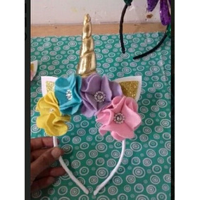 10 Diademas Unicornio