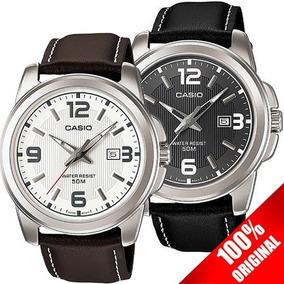 8bcff01c17cd Reloj Casio Cuero - Joyas y Relojes en Mercado Libre México