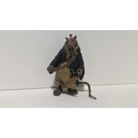 Mestre Splinter Tartarugas Ninjas - Boneco Articulado Rato