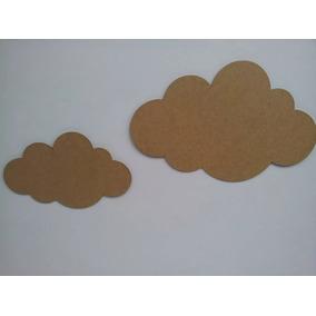 Molde De Nuvem Para Pintar Parede Arte E Artesanato No Mercado