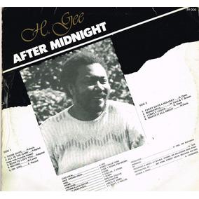 H (bobby Davis) Gee - After Midnight - Street Value Lp