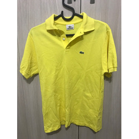 7edadf53fc7 Camiseta Polo Lacoste Lilas - Camisetas Manga Curta para Masculino ...