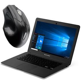Notebook 2gb Ram Quad Core Kit Com Mouse Sem Fio Wifi Win 10