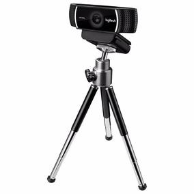 Webcam Logitech C922 Hd Pro Full Hd 1080p Com Tripé