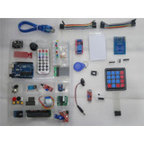 Arduino Uno R3 Kit Oficial Made In Italy Sellado Starter Kit