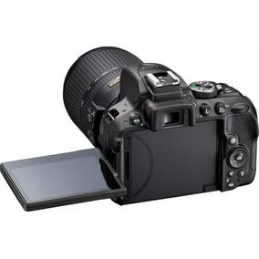 Nikon D5300 Com Lentes 18-55mm E 70-300mm