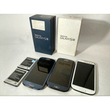 Samsung Galaxy S3 Gt-i9300 - Lote De Repuestos (2) - Leer!