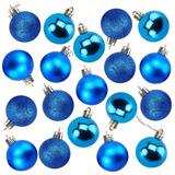 2cefce87caec2 Esfera Navidad Azul - Artículos de Decoración en Mercado Libre México