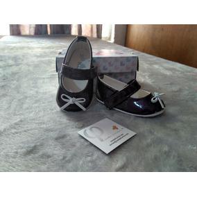 Zapatos Para Bebe Color Violeta Con Moño