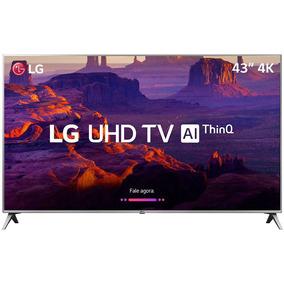 Smart Tv Led 43 Lg 43uk6510 Ultra Hd 4k