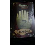 Libro Gravity Falls 2 Diario Nuevo Blanco Y Negro