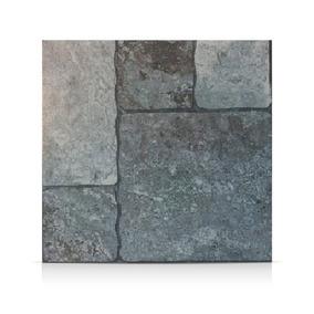 Ceramica Gris Exterior Patio Piso Barata Piedra Rustica 1era