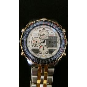 63f9d9f571a Relogio Citizen Antigo Raro - Relógios no Mercado Livre Brasil