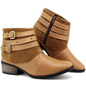 11f67512d Katuxa Calçados Botas De Cano Curto - Botas para Feminino no Mercado ...