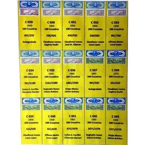 Kit Para Cedulas Em Adesivo C001 A C352