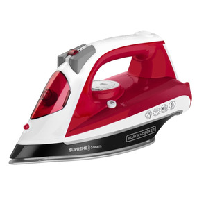 Plancha Black & Decker Supreme Steam - Ir23970