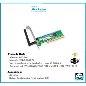 AIRLIVE TURBO G WT 2000 PCI WINDOWS VISTA DRIVER DOWNLOAD