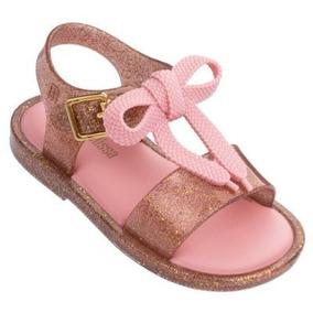 Mini Melissa Mar Sandal Bb - Baby Bebe