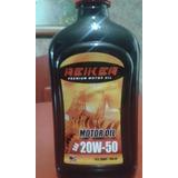 Aceites 20w-50