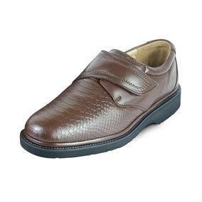Zapato Caballero Diabetes, Espolón, Comodem Pc221cg