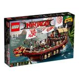 Lego Ninjago 70618 Navio Del Destino Nuevo Sellado Envio Gra