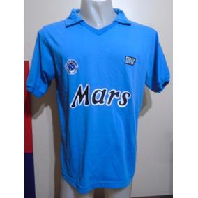 Camiseta Napoli Maradona - Camisetas en Mercado Libre Argentina aab6cd2b6e396