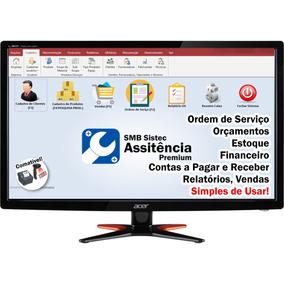 Software Assistência Técnica, Celular, Ordem De Serviço 2019