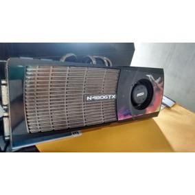 Placa De Video N480gtx - M2d15