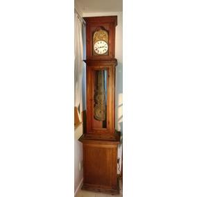e80b252c1c2 Relogio De Pendulo Japones Nao - Relógios Antigos e de Coleção no ...