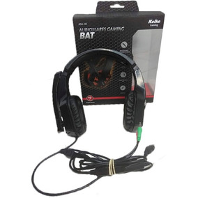 Fone Ouvido Headset Gamer Pc Microfone Notebook Vitrine